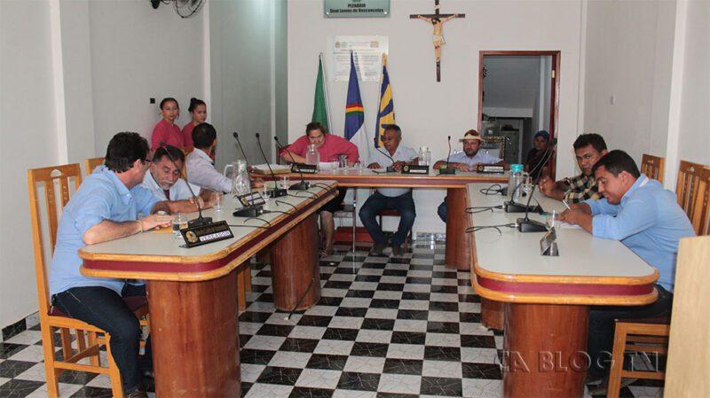 Câmara de vereadores de Santa Filomena PE