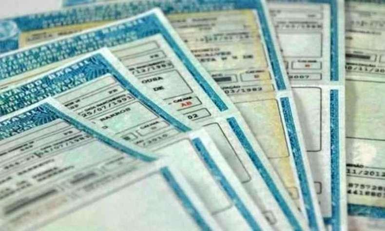 Motoristas poderão levar até 40 pontos de multas sem perder a CNH