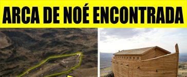 Descobriram onde esta a Arca de Noé