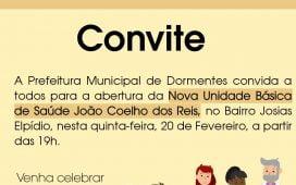 Josimara Cavalcanti investe em nova Unidade Básica de Saúde para moradores do Bairro Josias Elpídio em Dormentes