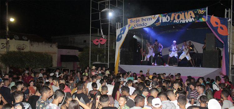 Filó Folia do Plimplim, melhor Carnaval de Santa Filomena PE
