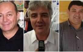 Enquete do blog: Gildevan, Cleomatson e Cícero de Adonias