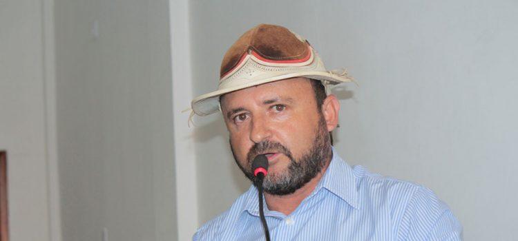 Ex-vereador Danúbio Macedo, Santa Filomena/PE