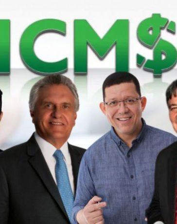 proposta de Bolsonaro em zerar ICMS