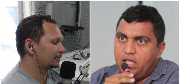 Wallace Mororó na VP FM