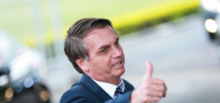 Presidente Jair Bolsonaro, joia