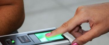 Biometria, TRE PE