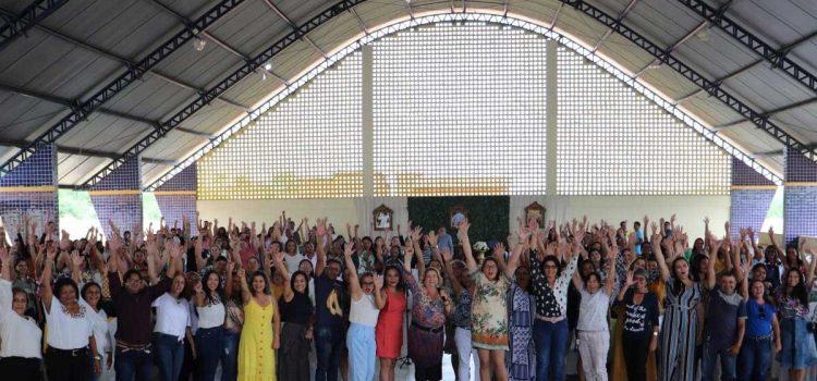 Início do Ano Letivo 2020 em Lagoa Grande