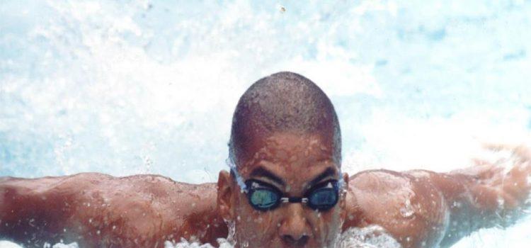 Joel Moraes, ex-nadador da seleção brasileira