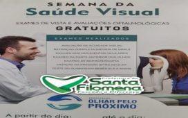 Suspeita de fraude no Programa de Saúde Visual da Prefeitura de Santa Filomena