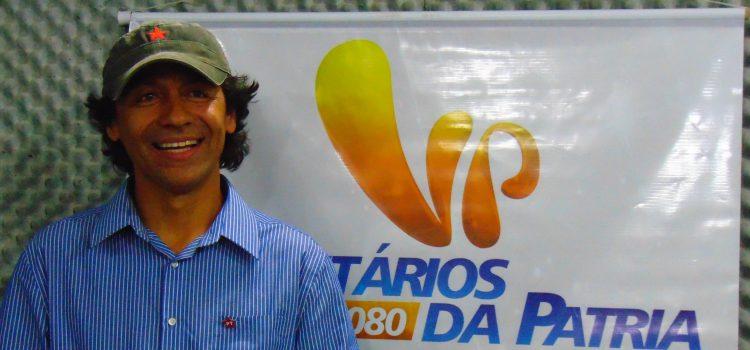 Zezinho de Mindu (PT), candidato a vereador de Petrolina