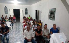 Comunidade rural Ribeira Santa Filomena PE