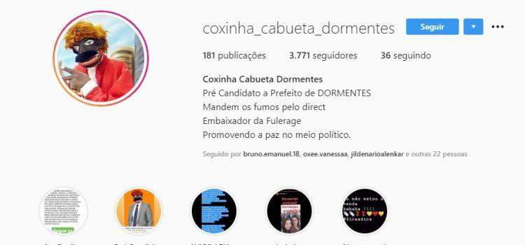 Perfil Falso Instagram Coxinha_Cabueta_Dormentes