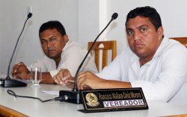 Erim de Cícero Henrique e Wallace Mororó, Vereadores de oposição em Santa Filomena