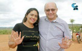 Maurícia Xavier, candidata a vereadora de Santa Filomena, PE