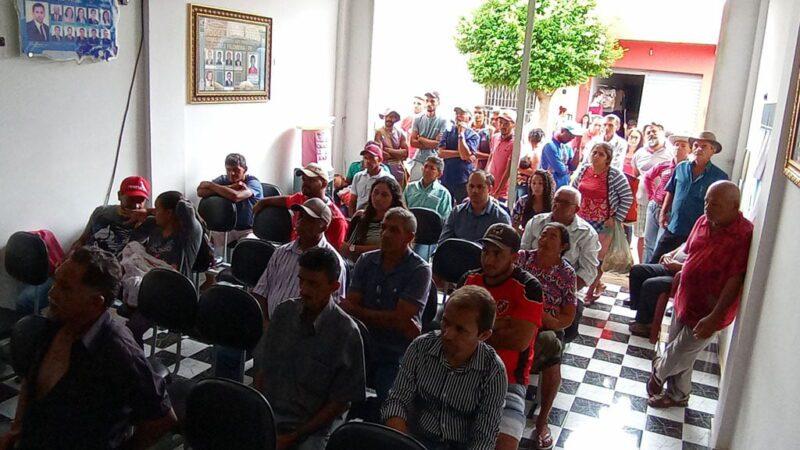 População na Câmara de Santa Filomena PE