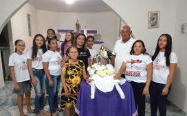 Festa do padroeiro da Comunidade Ribeira, Santa Filomena