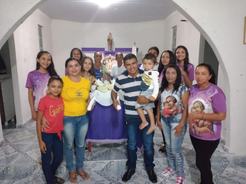 Novena da Vila dos Alves, Santa Filomena