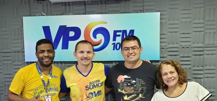 Leandro benício pré-candidato a prefeito de Santa Filomena