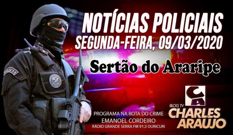 Noticias policiais sertão do Araripe