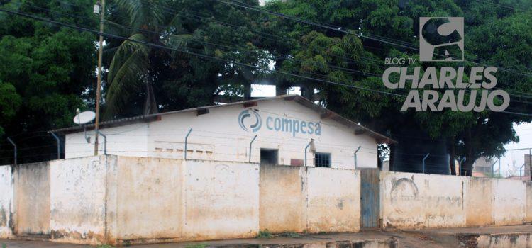 Escritório da Compesa, Santa Filomena-PE