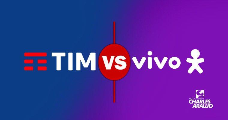 Disputa Tim e Vivo