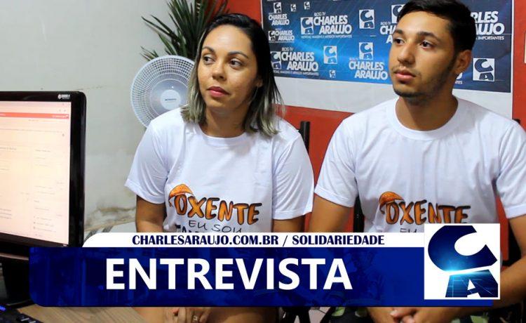 Entrevista Joseane Lima e Gutherys Araújo - Santa Filomena