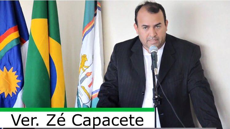 Vereador de Trindade, Zé Capacete