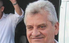 Vilmar Cappellaro, prefeito de lagoa Grande