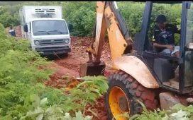 Feitiço sobre o feiticeiro: Prefeitura sofre as consequências por não recuperar estradas