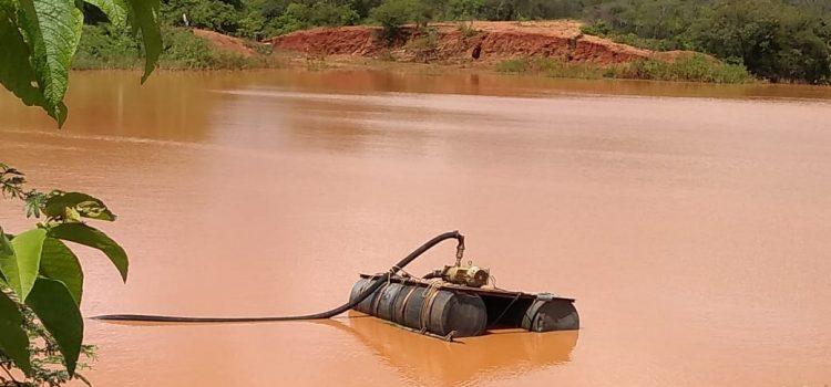 Distrito Livramento mais de 5 mês sem água