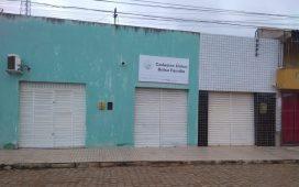 Bolsa Família de Santa Filomena fechado