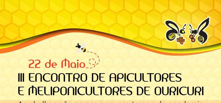 Terceira edição do Encontro de Apicultores e Meliponicultores de Ouricuri