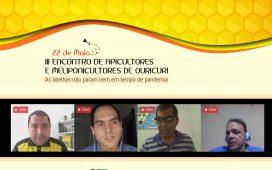 Campus Ouricuri promoveu a terceira edição do Encontro de Apicultores e Meliponicultores