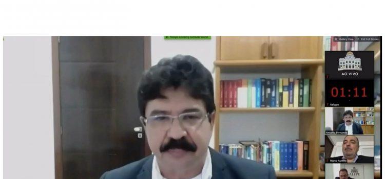 Antonio Fernando defende o pagamento do Auxílio Emergencial por vários bancos