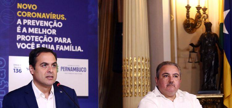 Governo de PE aportará recursos para abertura de novos leitos de UTI nos municípios