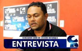 Santa Filomena: Vereador faz declarações contundentes e desafia prefeito a prestar contas