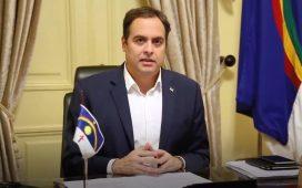 Governador Paulo Câmara com coronavírus