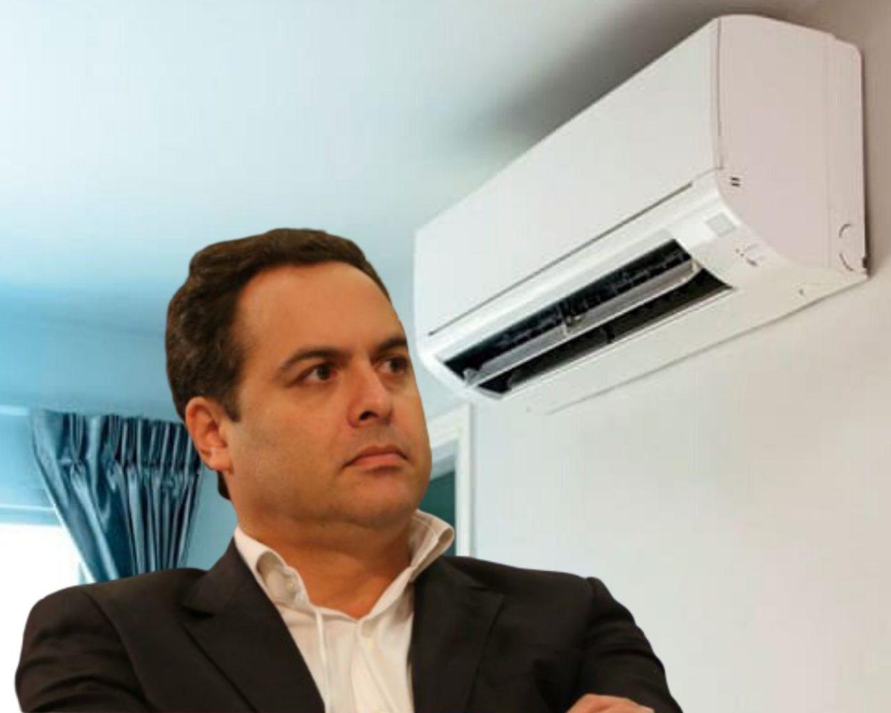 Denúncia! Governo de Pe compra ar-condicionados pelo dobro do valor de mercado