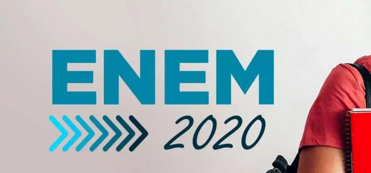 Começam nesta segunda-feira as inscrições para o Enem 2020