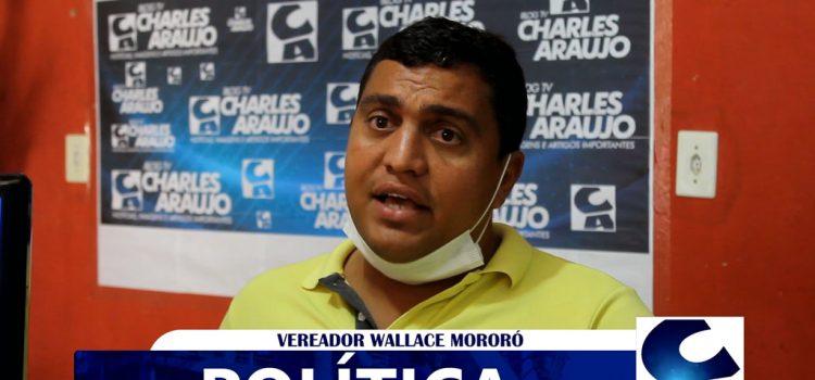 Vereador Wallace Mororó sobre eleições municipais 2020 em Santa Filomena, PE