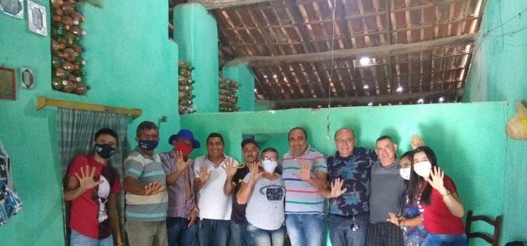 Nilson de Genésio e família decidem caminhar com a oposição