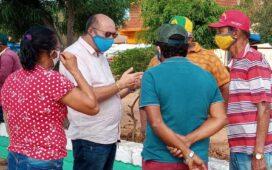 Pedro Gildevan dará entrevista à Voluntários hoje meio dia sobre a Política de Santa Filomena