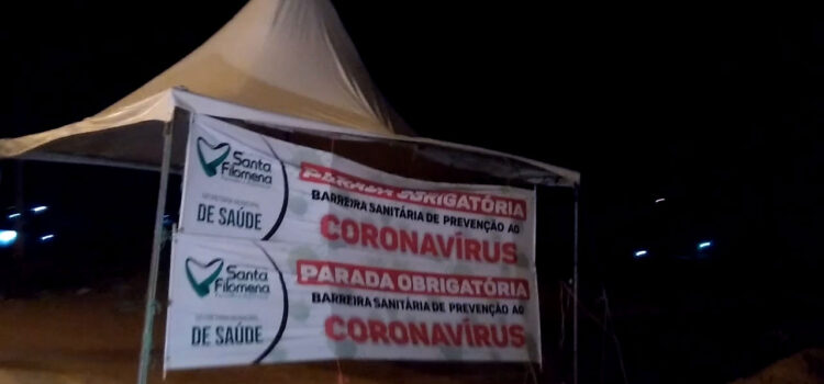 Hipocrisia no enfrentamento ao coronavírus em Santa Filomena