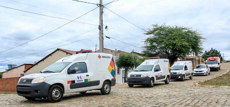 Nesta quarta (1) Josimara Cavalcanti entrega novos veículos para saúde e educação de Dormentes
