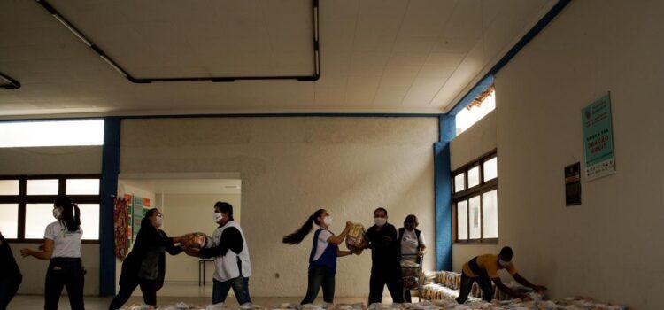 10 mil cestas básicas são distribuídas no Agreste de Pernambuco