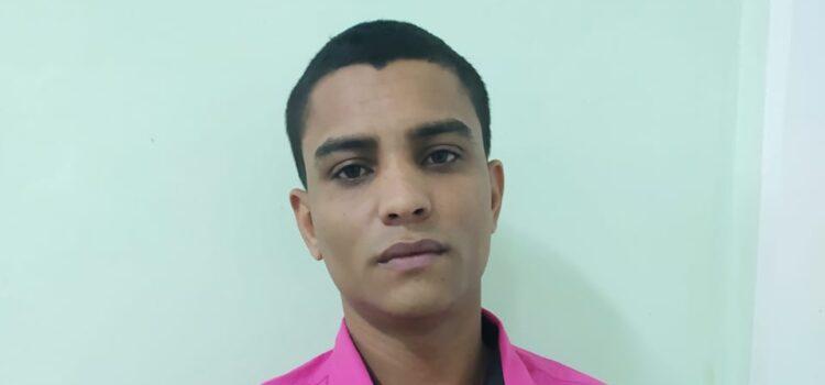 Acusado de vários roubos e furtos em Santa Filomena é preso em Lagoa Grande