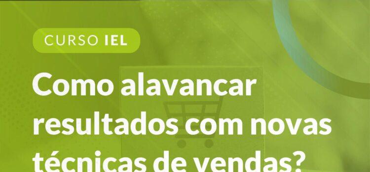FIEPE e IEL estão com inscrições abertas para curso de técnicas em vendas durante a pandemia