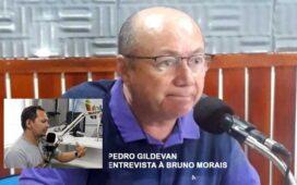Veja a entrevista de Pedro Gildevan à VP FM 100,9 de terça-feira 30 de junho