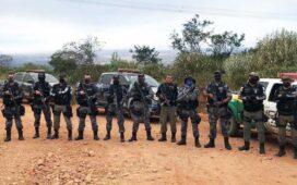 Polícia prende homem suspeito de tráfico de drogas em Betânia do Piauí